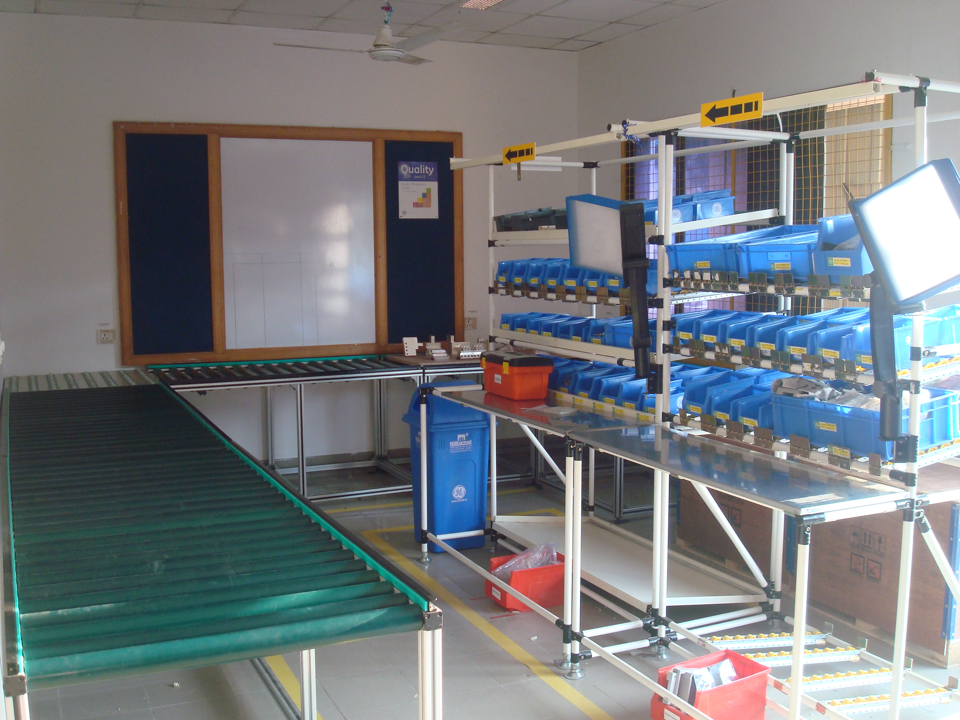 Chassis Packing Assembly Line Phinix Automation